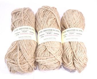 brown-wool