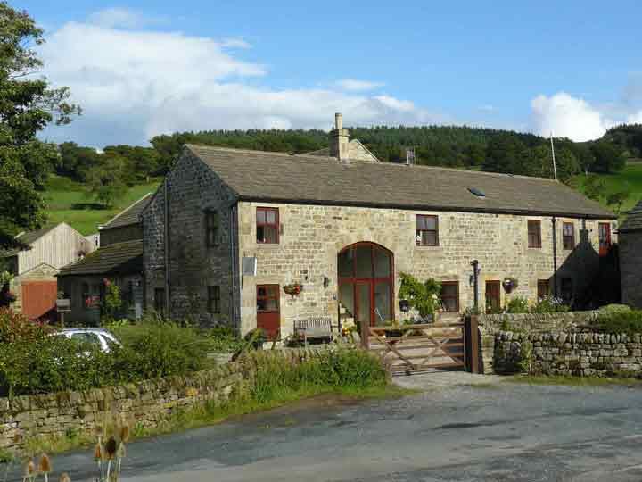 Covill Barn