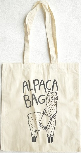 Alpaca Bag Tote Shopping Bag